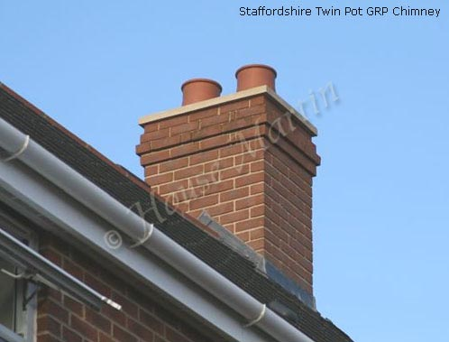 House Martin Construction Gallery 8 Decorative Chimneys