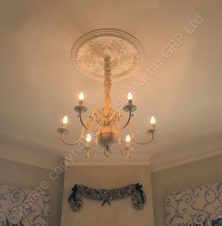 House Martin Construction Ceiling Roses And Ceiling