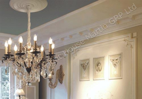 House Martin Construction Interior Decorative Corbels