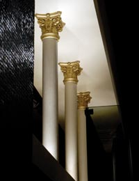 Orac Decorative Corinthian Columns