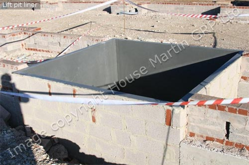 House Martin Construction Grp Lift Liners And Grp