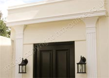 Decorative Pilasters