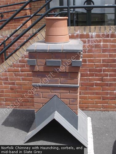 House Martin Construction Lightweight Brick Effect And