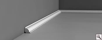 Scotia Skirting Moulding