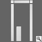 Architrave Door Kit